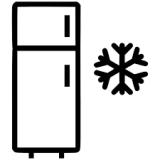 Delfa морозильная камера
