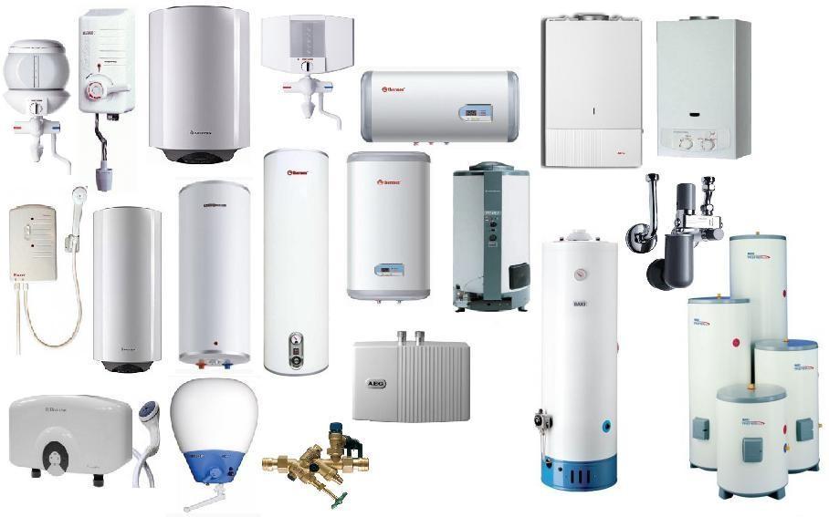 Ремонт та заміна водонагрівачів та водяного опалення в Закарпатті