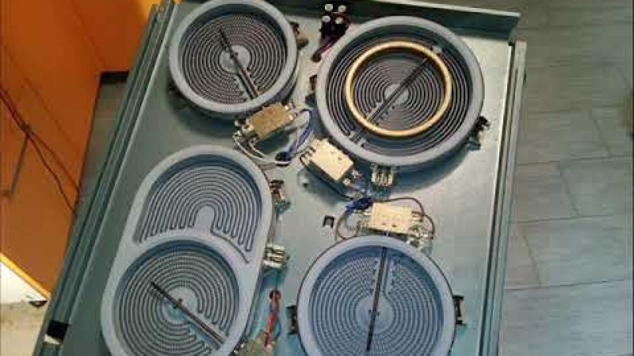 Ремонт плиты духовки AEG 41005VD MN