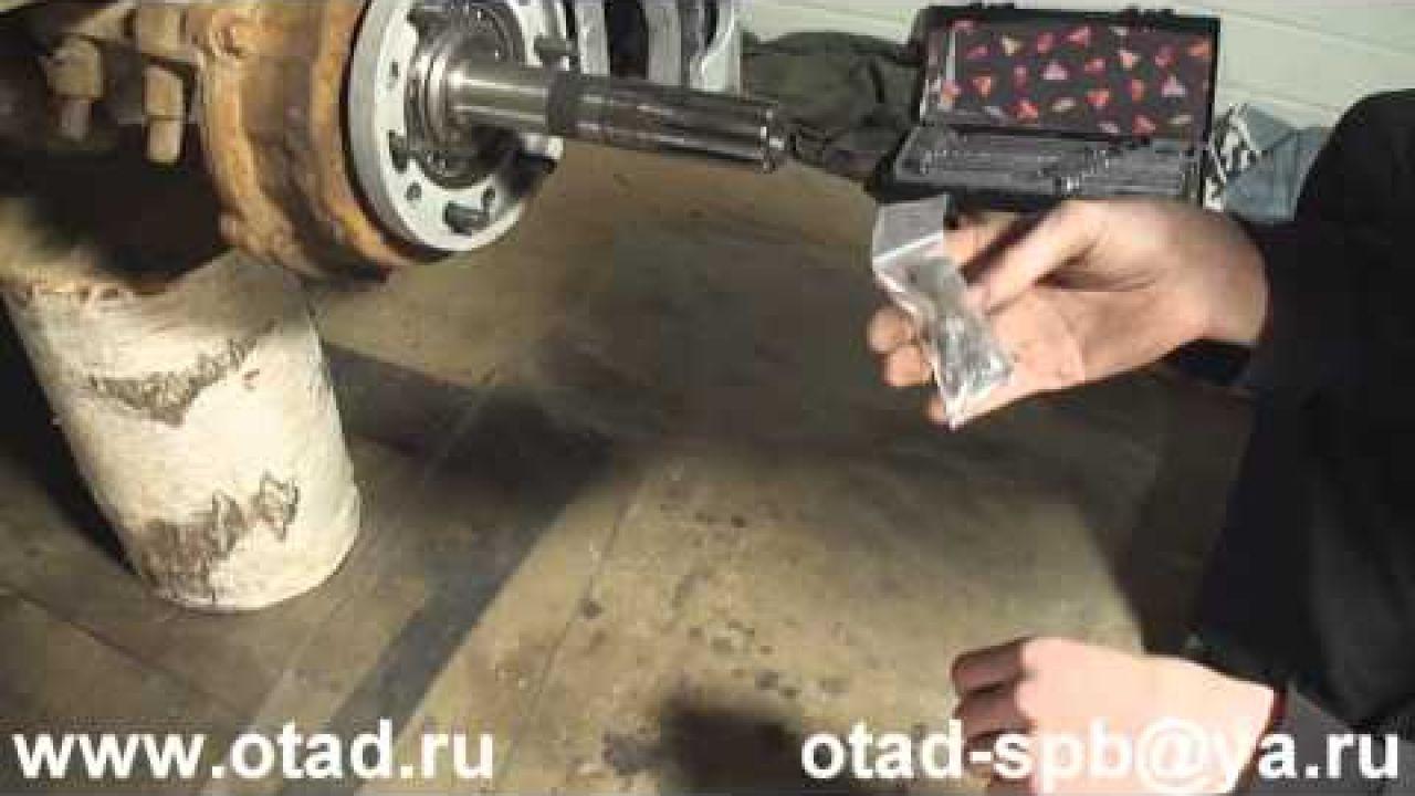 Установка задних дисковых тормозов на УАЗ