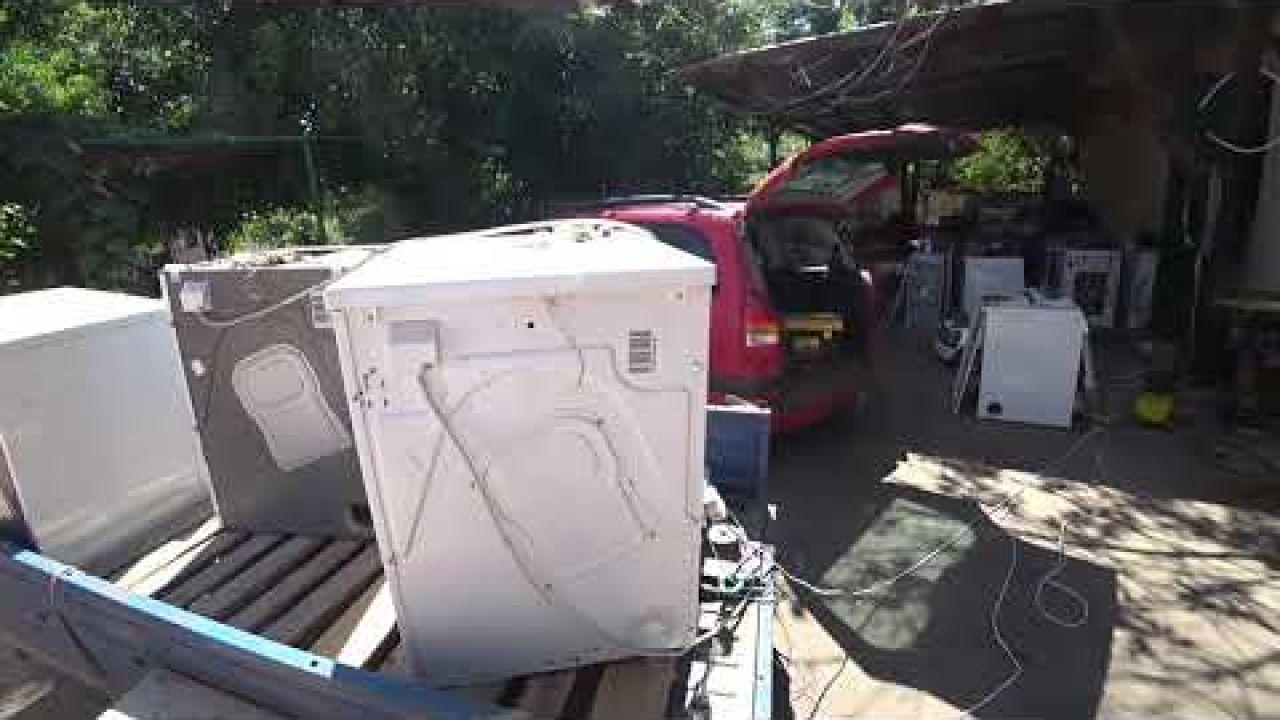 Сушильная машина Miele 5136 не греет - замена термопредохранителей