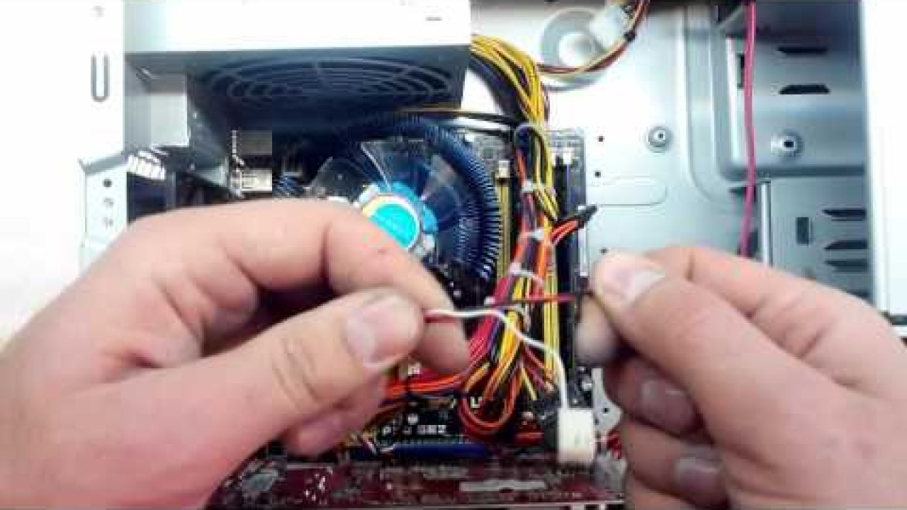 Как снизить шум от корпусного вентилятора