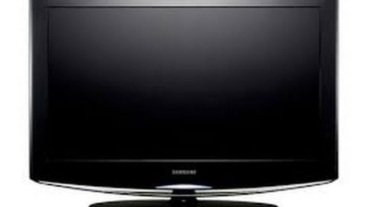 Ремонт телевизора Samsung LE32R81B -  нет изображения.