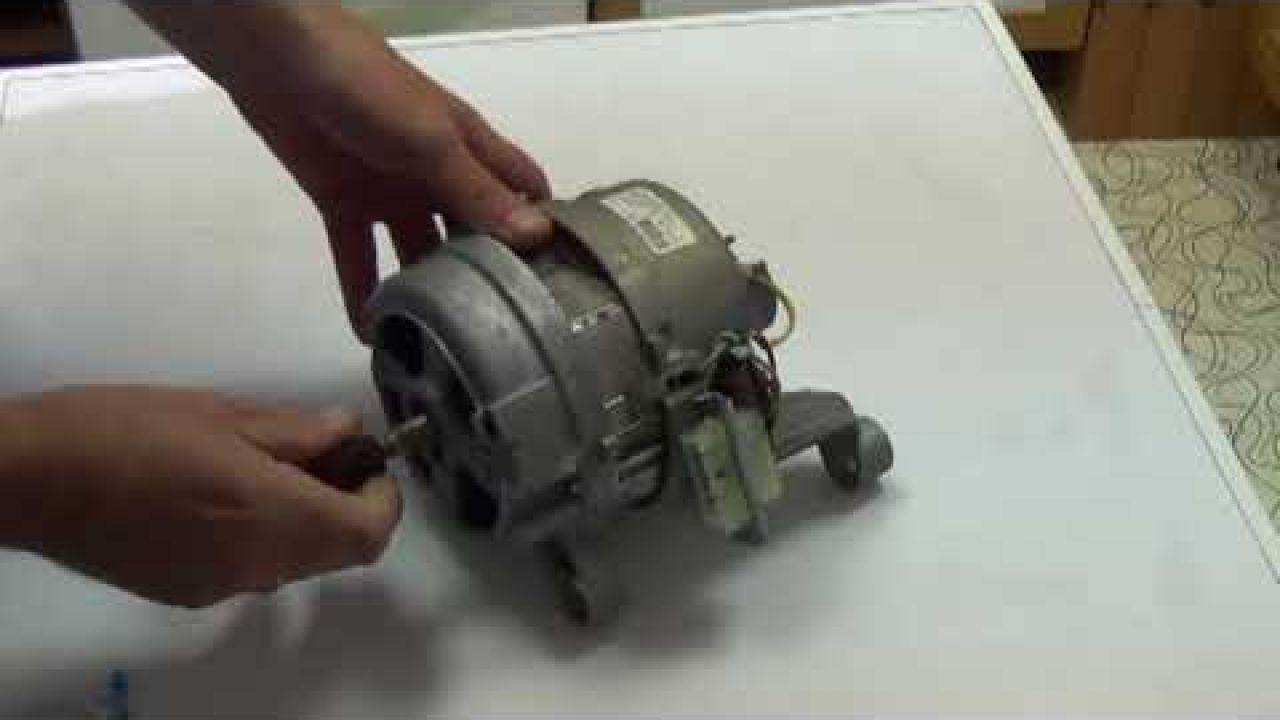 Как заменить двигатель на стиральной машине Hoover