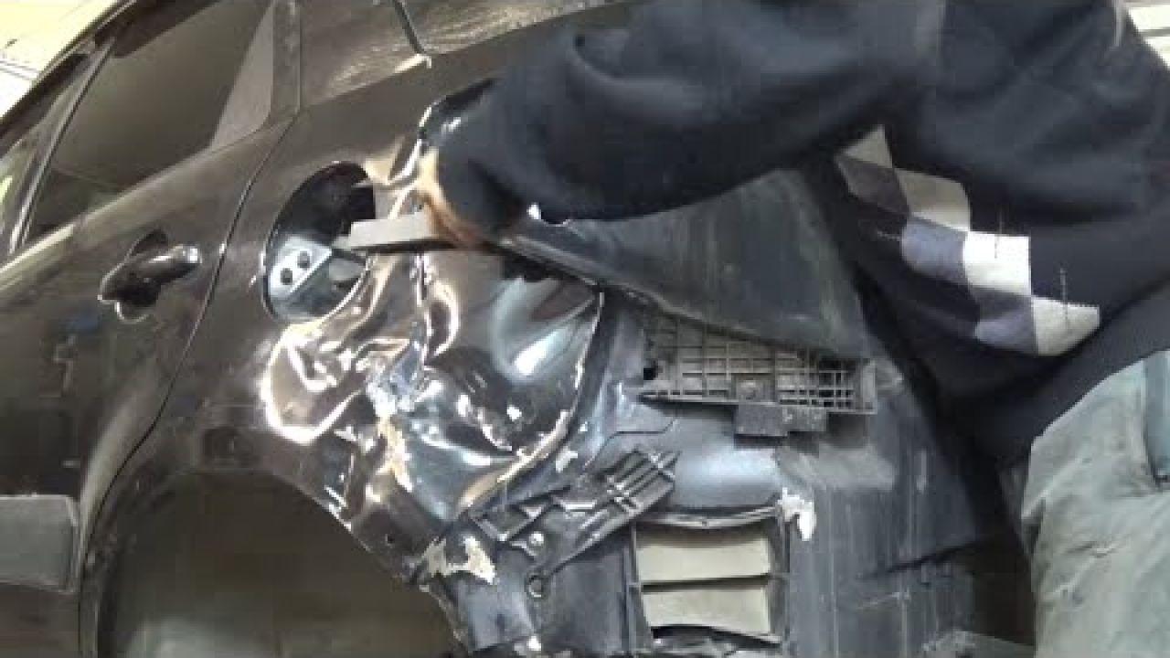 Рихтовка автомобилей своими руками фото 632