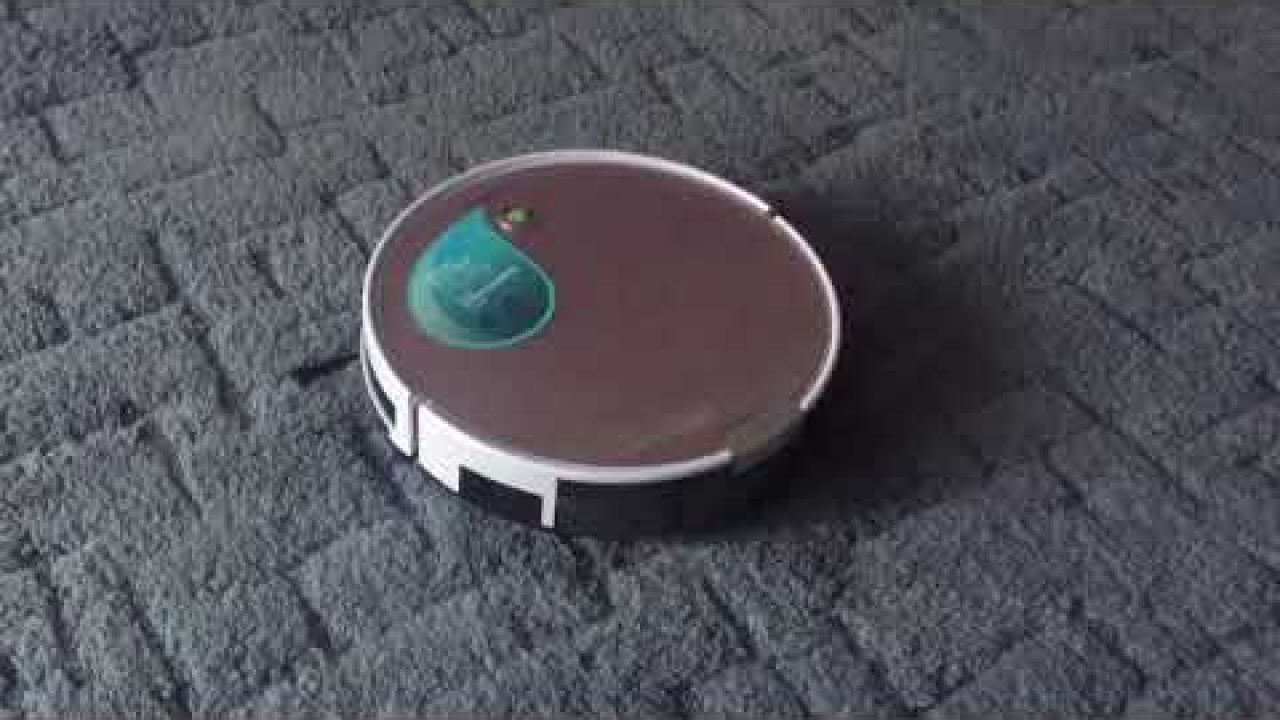 Робот пылесос (Polaris PVCR 0826) - ошибка датчика препятствий