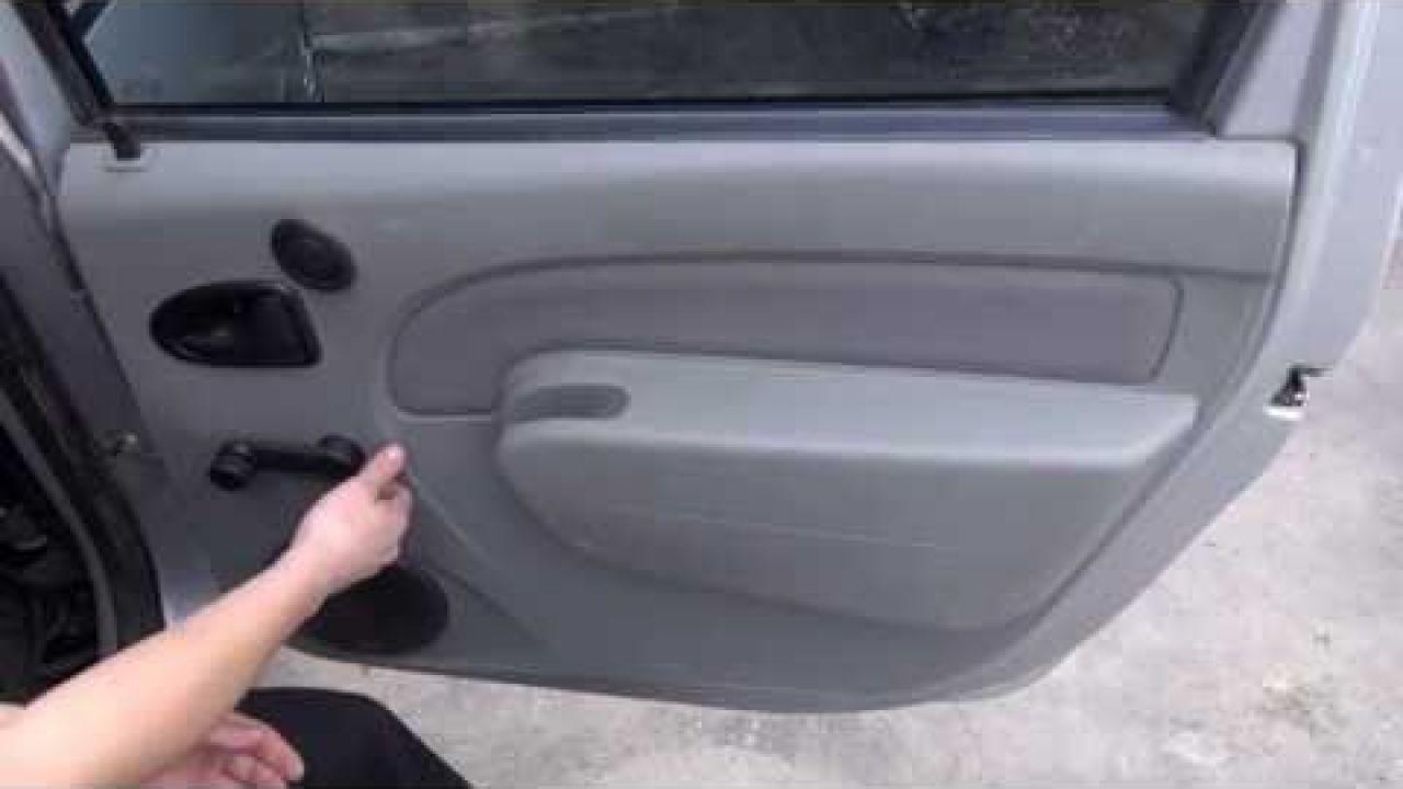 Разборка двери Dacia (Renault) Logan