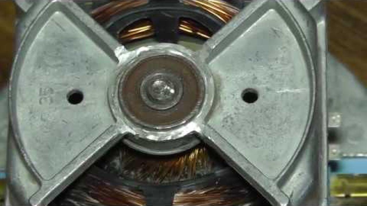 Ремонт и восстановление мотора пылесоса Philips