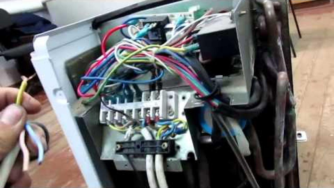 Ремонт внешнего блока кондиционера BALLU
