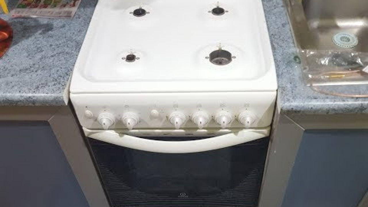 Тухнет духовка в газовой плите Indesit - замена термопары