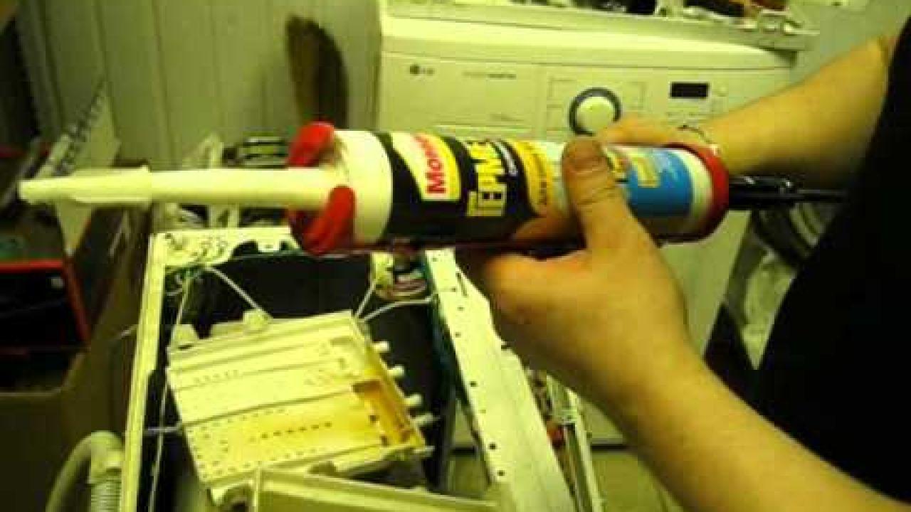 Как устранить протечку (течь) в стиральной машине Samsung
