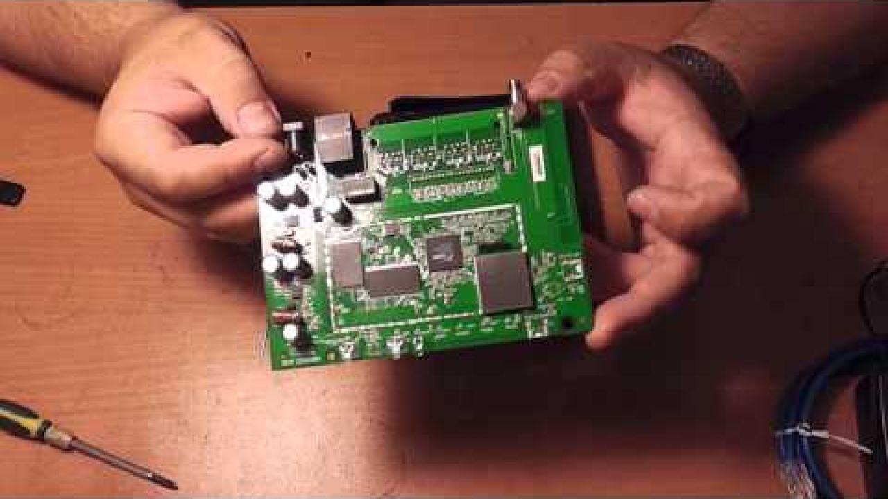 Что делать если на WiFi точке доступа сгорел LAN порт - Полезные советы