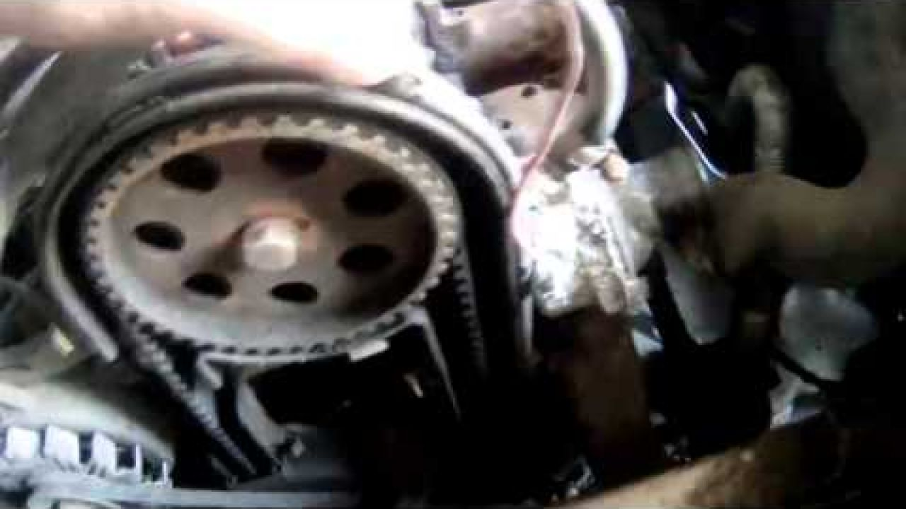 OPEL VECTRA ремонт-рассухарился клапан