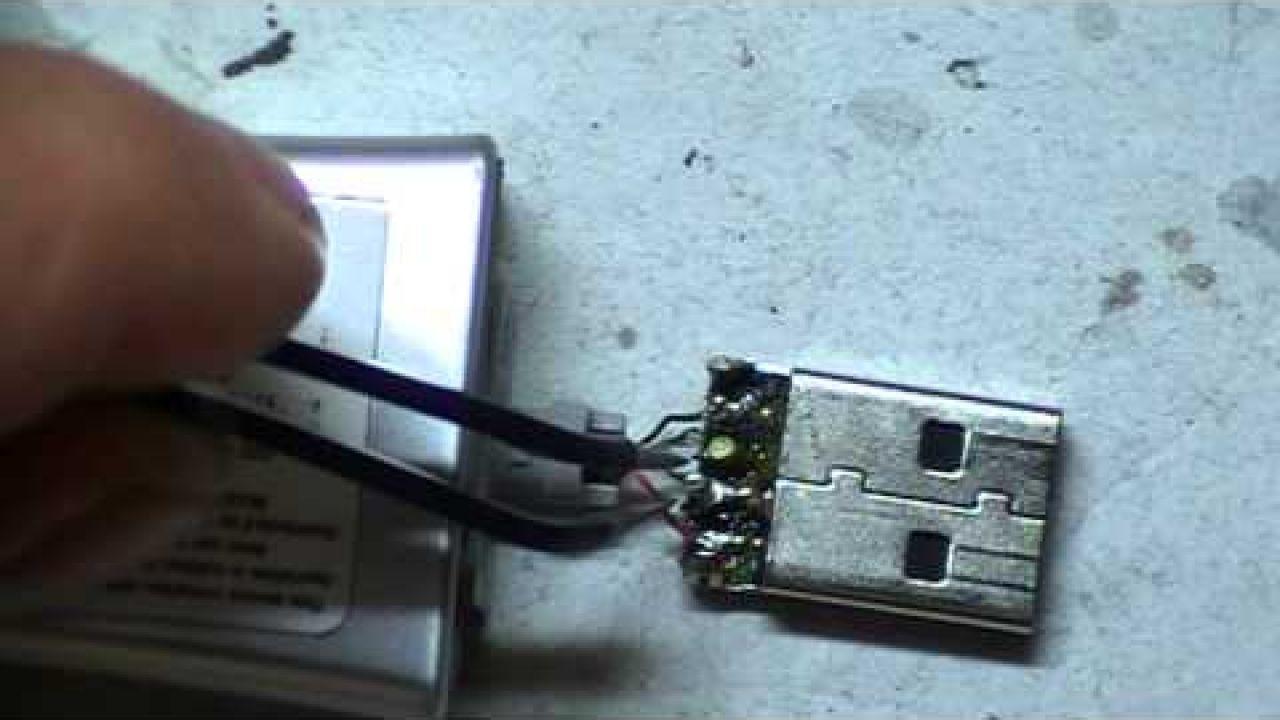Ремонт USB модема