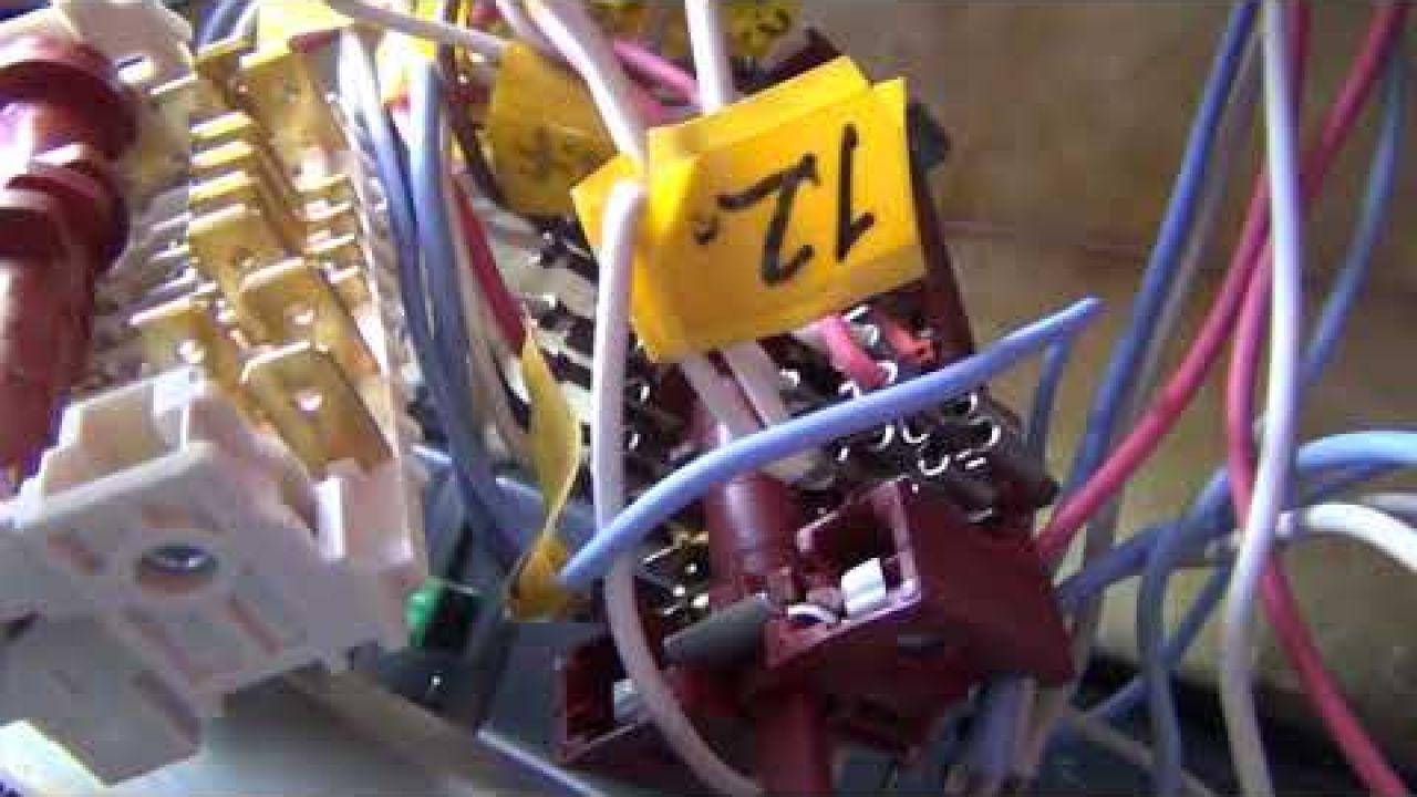 Замена регулятора духовки на электроплите Hansa
